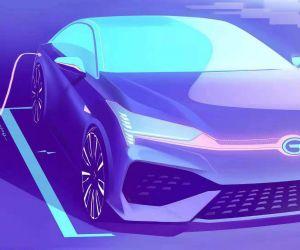 广汽新能源全新纯电车型即将于广州车展发布